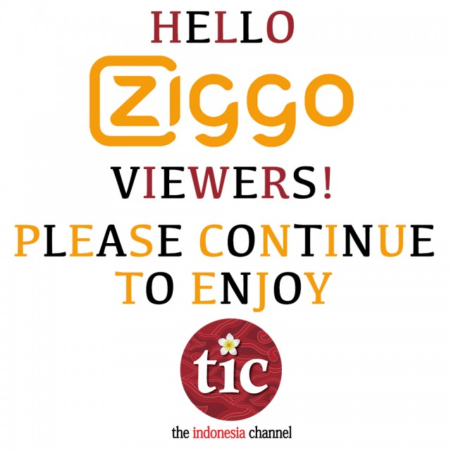 Hello Ziggo viewers!