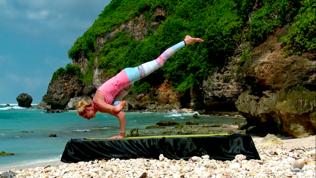 Yoga bliss | The Indonesia Channel